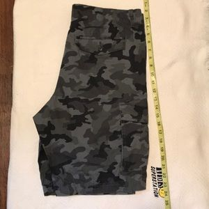 Camouflage Cargos!